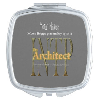 INTP theArchitect Compact Mirror