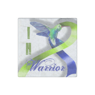 Intracranial Hypertension Warrior Stone Magnet