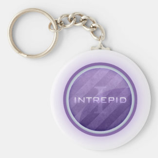 Intrepid Keychain