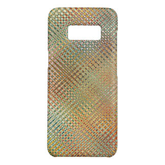 Intricate Gold Yellow Pink Red Green Pattern Case-Mate Samsung Galaxy S8 Case