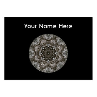 Intricate pattern. Decorative design. Business Cards