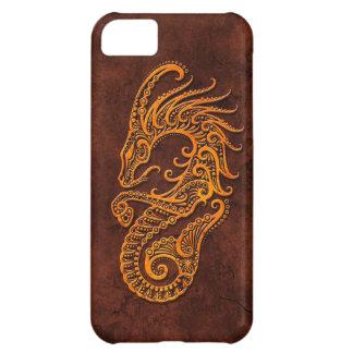 Intrictate Stone Capricorn Symbol iPhone 5C Case