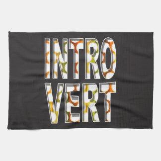 Introvert internal design | Kitchen Towel