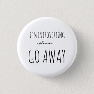 Introvert Mini BUtton