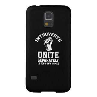 Introverts Unite Cases For Galaxy S5