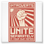 Introverts Unite Separately In Your Own Homes Photo
