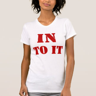 Intuition - Entre! Tshirt