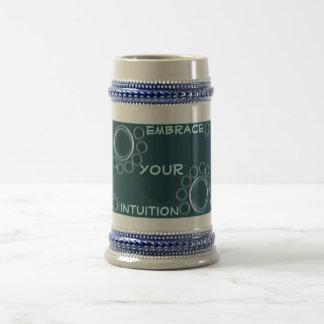 intuition stein 18 oz beer stein
