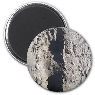 inukun feet in ak 6 cm round magnet
