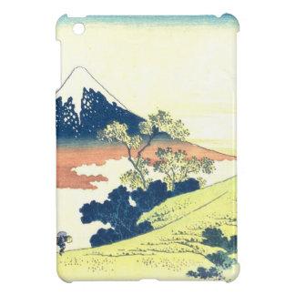 Inume Pass in Kai Province - Katsushika Hokusai iPad Mini Cases
