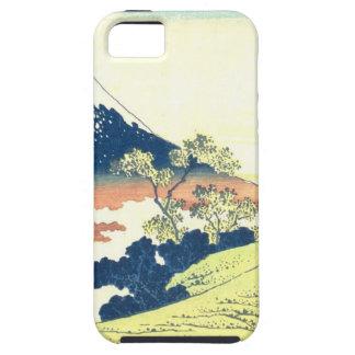 Inume Pass in Kai Province - Katsushika Hokusai iPhone 5 Covers