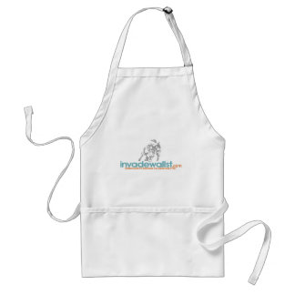 Invade Wall St Aprons