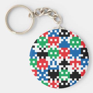 Invader_03 Keychain