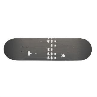 Invaders Must Die Board Skate Board Decks