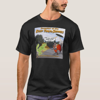 Invasion of the Killer Tomato Squirrels T-Shirt