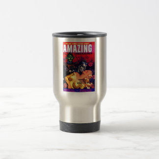 Invasion of the Love Robots Travel Mug