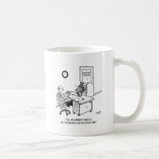 Inventor Cartoon 1932 Coffee Mug