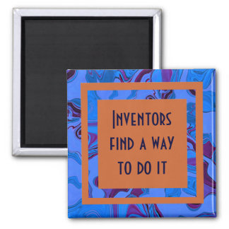 Inventors find a way to do it magnet