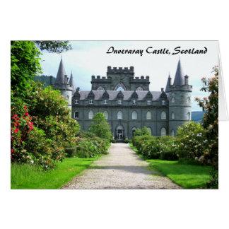 Inveraray Castle Card