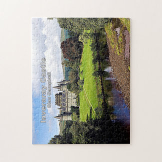 Inveraray Castle - Clan Campbell Jigsaw Puzzle