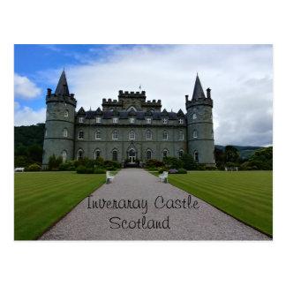 Inveraray Castle Postcard