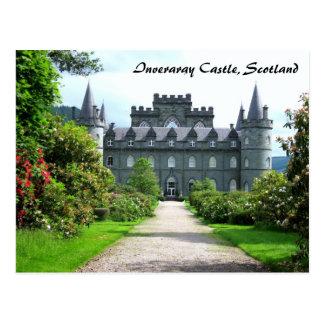 Inveraray Castle Post Card