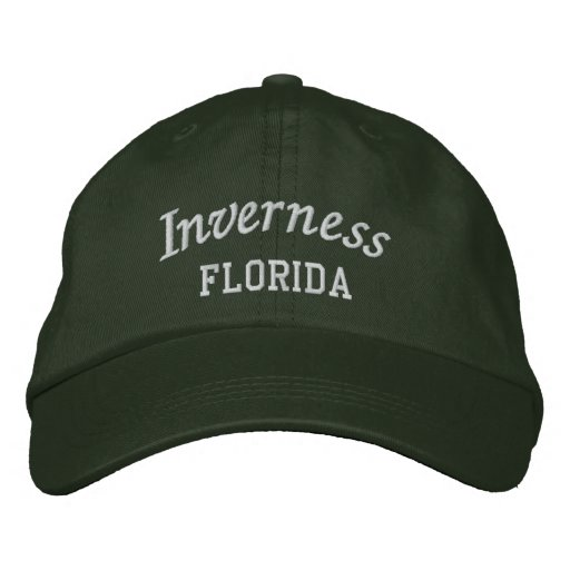 Inverness, Florida Baseball Cap