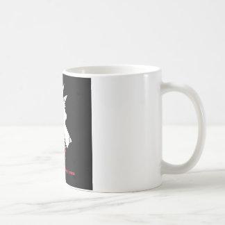 inverse logo coffee mug