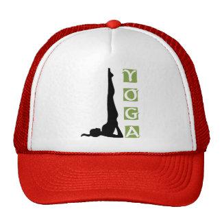 Inversion Yoga Pose Gift Cap