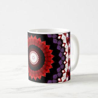Invert Cavern Mandala Coffee Mug