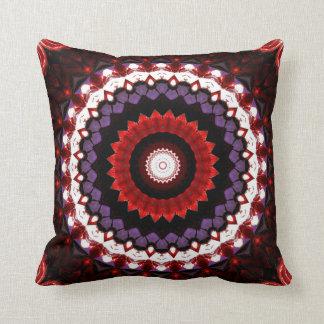 Invert Cavern Mandala Cushion