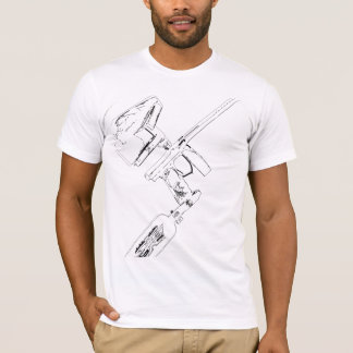 Invert Mini Sketch T-Shirt