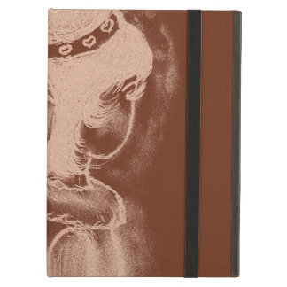 Inverted Angel - Copper Tones I iPad Air Covers