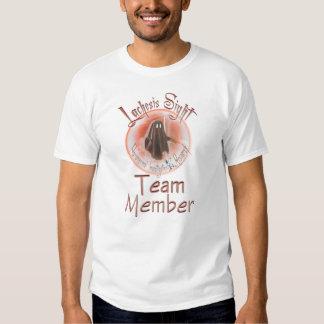 Inverted Team logo T-shirt