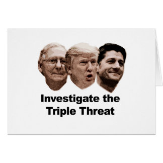 Investigate the Triple Threat Card
