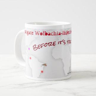 Investigate Wolbachia 20 oz. Mug by RoseWrites