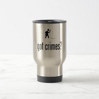 Investigator Travel Mug