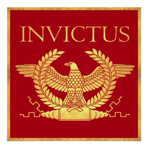 Invictus Ancient Gold poster