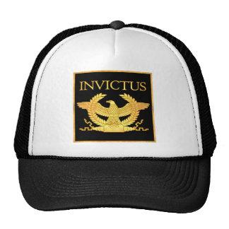 Invictus Eagle on Black Cap