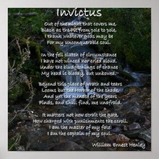 Invictus Print