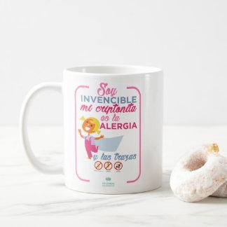 invincible allergic cup