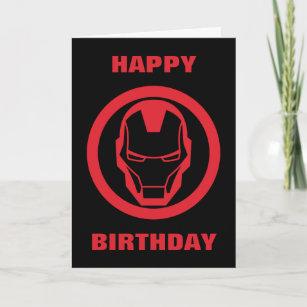Iron Man Symbol Cards | Zazzle AU