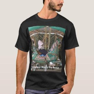 Invisaboy: Merry-Go-Round T-Shirt