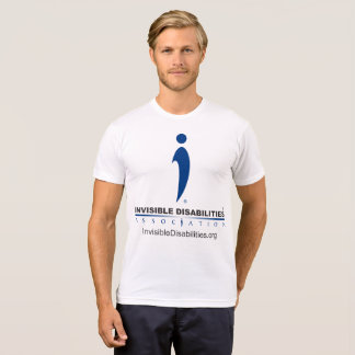 Invisible Disabilities Assoc - Men's Basic Shirt