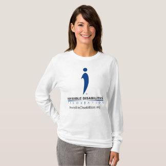 Invisible Disabilities Assoc - Women's Long Shirt