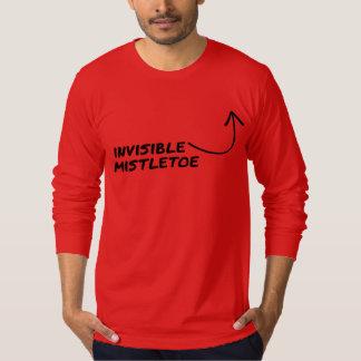 Invisible Mistletoe T-Shirt