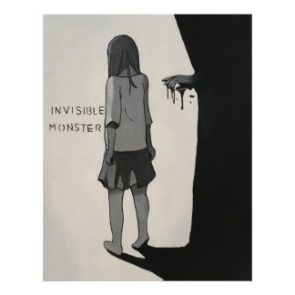 Invisible Monsters Poster