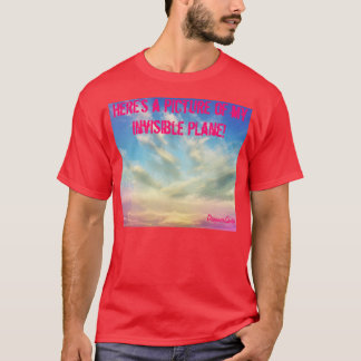 Invisible plane T-Shirt