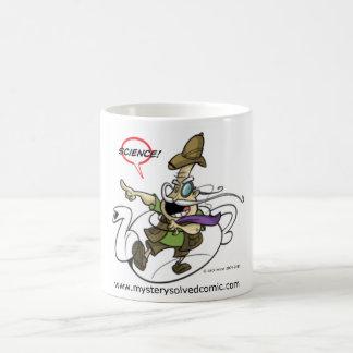 Invisible Teapot Mug