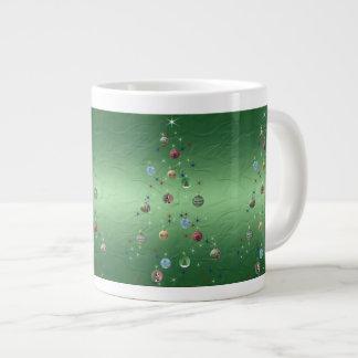 Invisible Tree Christmas Mug